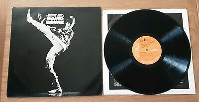 "David Bowie  - Man Who Sold The World  - Rare Original Uk Rca 12"" Vinyl Lp Ziggy"