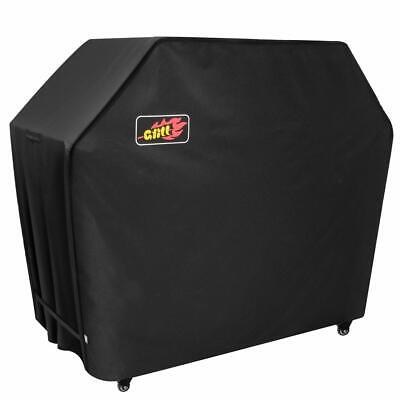 Barbecue Cover, OMORC 58-Inch Waterproof Barbecue Covers with PVC Coating,