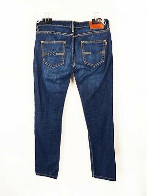 Kid's Boy's HACKETT LONDON Jeans Blue Indigo Denim Casual Jeans Size 15-16 yrs