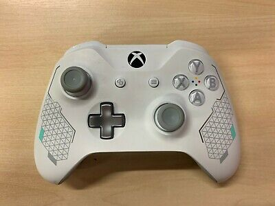 Microsoft Xbox One | XB1 Official Sports White Wireless Controller *Faulty*