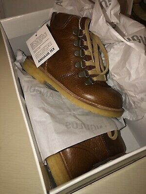Angulus Lined Boots Size 25