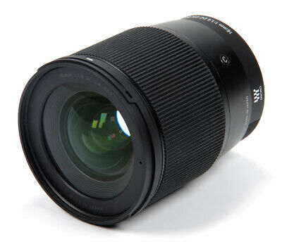 Sigma 16mm f/1.4 DC DN Contemporary Lens for Canon EF-M - 402971