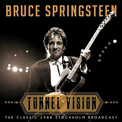 Bruce Springsteen/Tunnel Vision (Live CD NEW