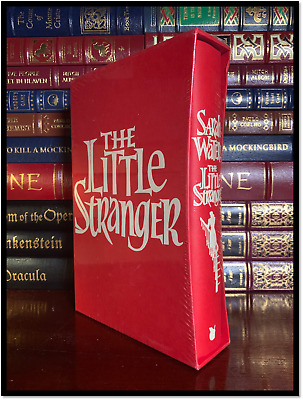 The Little Stranger ✎SIGNED✎ by SARAH WATERS New Sealed Limited Hardback 1/1000