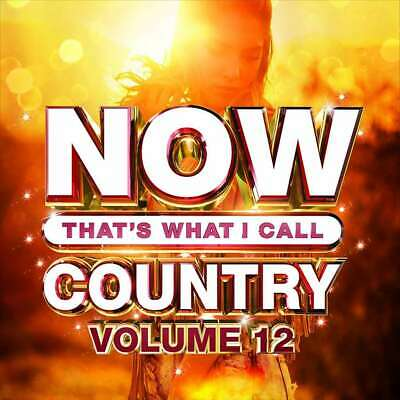 New: NOW THATS WHAT I CALL - Country Volume 12