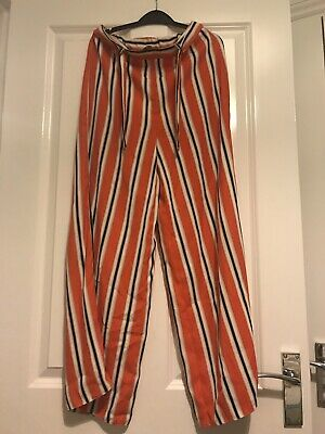 River Island Girls Gorgeous Wide Leg Trousers  Age 12 Years