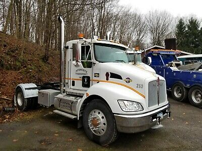 2010 kw t370 tractor