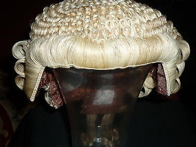 Barristers wig