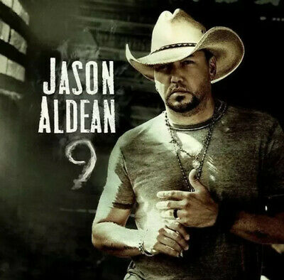Jason Aldean - 9 - Brand New CD - Fast Free Shipping