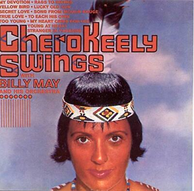 Keely Smith - Cherokeely Swings - Keely Smith CD D9VG The Cheap Fast Free Post