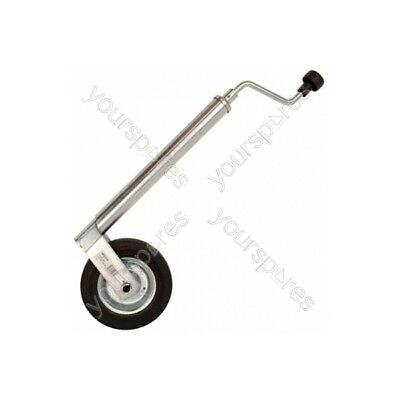 Maypole Jockey Wheel - Medium Duty - No Clamp - 42mm