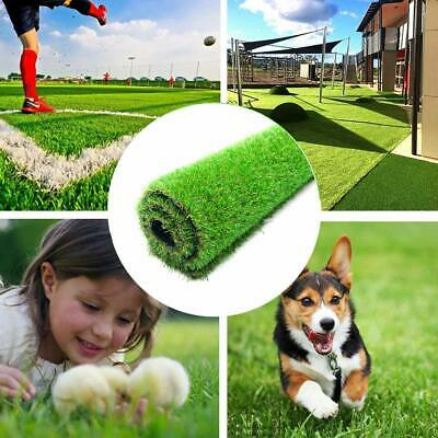30/35/45mm Artificial Turf Synthetic Grass Garden Fake Lawn Pet Mat Cheap