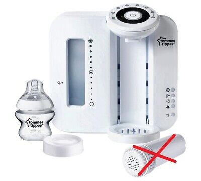 Tommee Tippee Closer To Nature Perfect Prep Machine RRP 100.00 lot MFGD