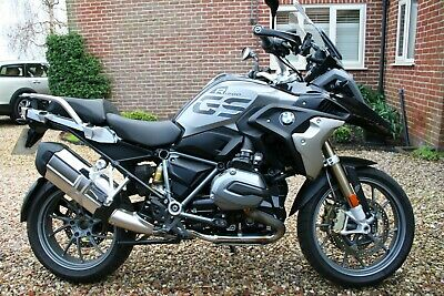 BMW R1200 GS Exclusive - Very Low Mileage
