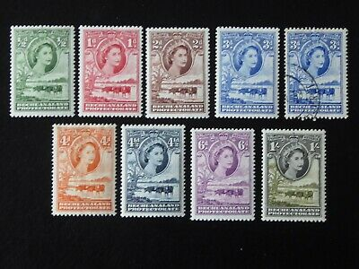 Stamps Bechuanaland Protectorate QEII mint and used stamps