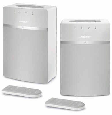 Bose  SoundTouch 10 Wireless SET OF TWO - White