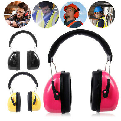 Adult Child Kids Ear Muff Defenders Noise Reduction Comfort Earmuff Protection