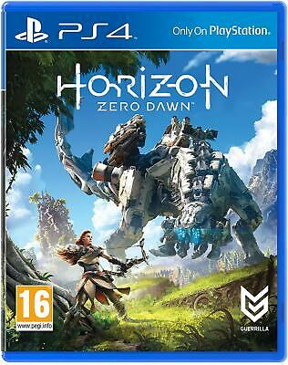 Horizon Zero Dawn PS4 Game for Sony PlayStation 4