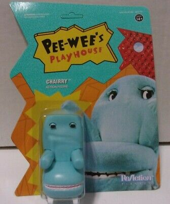 Chairry w// Pterri Brand New In Box Pee-wee/'s Playhouse Funko