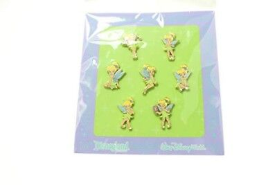 New Sealed~Disney Parks~Collector Pins~Set 7~Lot Of~Toddler Tinkerbell~Peter Pan
