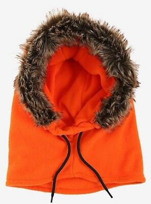 South Park Kenny McCormick Hood Winter Hat Cosplay Costume Official Licensed