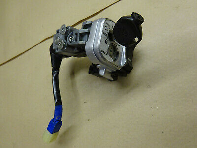 2017 Honda Sh 125 Mode Ignition Switch / Steering Lock Set