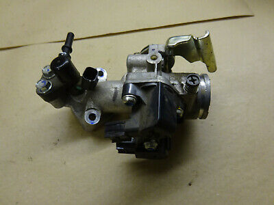 2017 Honda Sh 125 Mode Throttle Body Fuel Injector
