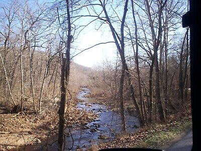 Stream Front - MO Ozarks -Absolute Auction NO Reserve- Taxes Due - High Bid Wins