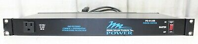 Middle Atlantic Products Power Center 15A PD-915R EMI Filtered Surge-TESTED