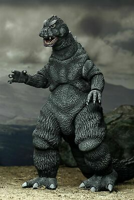 "Godzilla - 12"" Head to Tail Action Figure - 1964 Godzilla - NECA Mothra"