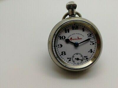 Gents West End Military Pocket Watch