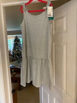 Bnwt Pretty Girls 100% Cotton Sun Dress Age 8-10yrs From H&M New