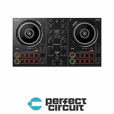 Pioneer DDJ-200 2-Channel Smart Mobile DJ CONTROLLER - NEW - PERFECT CIRCUIT