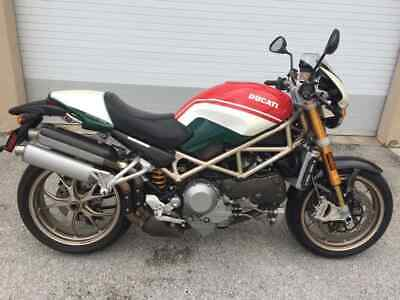 2008 Ducati Monster  Ducati Tricolor S4RS 2008 Low mileage One Owner