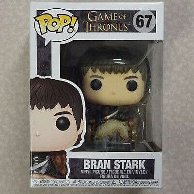 Funko Pop! Game of Thrones Bran Stark (Three-Eyed Raven) #67