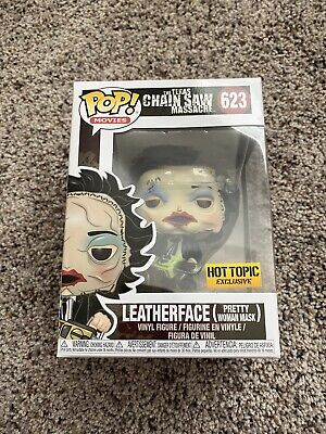 Leatherface (Pretty Woman) Funko Pop Hot Topic Exclusive