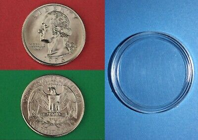 1973 D George Washington Quarter From Mint Set Combined Shipping