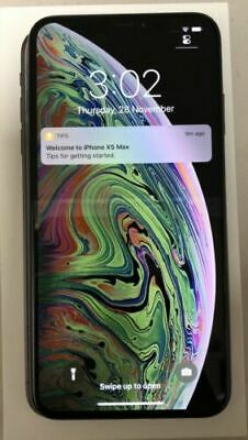 Apple iPhone XS Max - 256 GB - Space Grey (Unlocked) A2101 (GSM) (AU Stock)