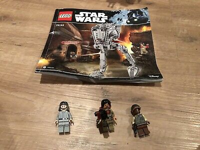 Star Wars AT-ST Rogue One Pre-Built LEGO Set