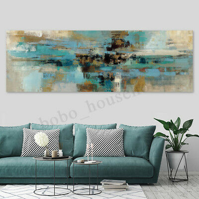 UK Modern Abstract Canvas Print Painting Wall Art Picture Home Decor Unframed