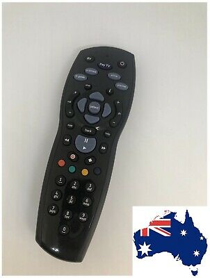 Foxtel Pay TV Remote, Aussie, Free Post, Compatible Replacement IQ IQ2 IQ3 IQ4