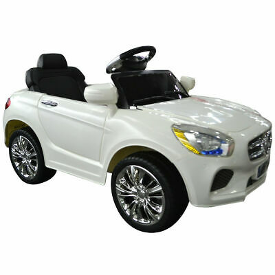 Kids Ride On Car Electric Battery RC Toys Radio Children 6V with MP3 UK