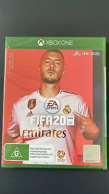 FIFA 20 for Microsoft Xbox One Brand New