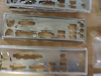 I/O plates for computer motherboards pre 2004  5/6
