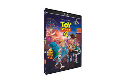 Toy Story 4 (DVD, 2019) Brand NEW