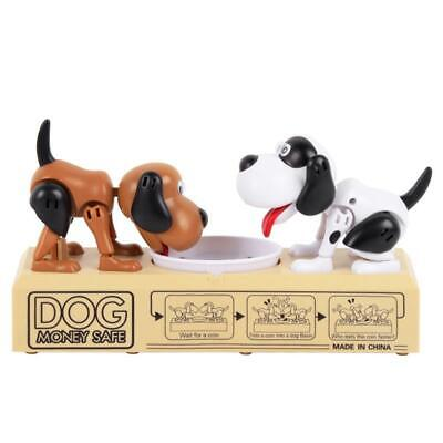 Hungry Eating Dog Banco Canino Money Box Money Bank Stole Coin Piggy Bank New