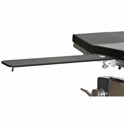 "Standard MCM410 Drop-Latch Style Long Armboard 24"" Surgical Table Accessory"