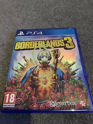 Borderlands 3 PS4 Game ( PlayStation 4 )