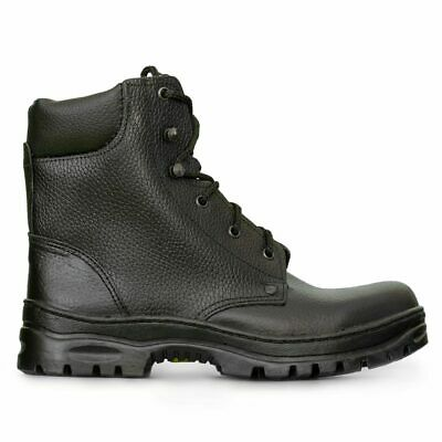 BLACK TACTICAL ARMY Boot with YKK Zipper Military Cadets