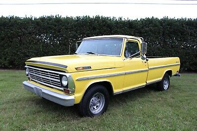 1969 Ford F-100 Ranger 390 PS PB Pickup Truck V8 50+ HD Pictures 1969 Ford F-100 Ranger Explorer 390 PS PB Pickup Truck V8 50+ HD Pictures